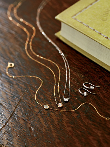 Diamond accessories