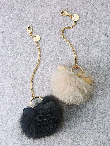 We Love Fur!! Fur Charm
