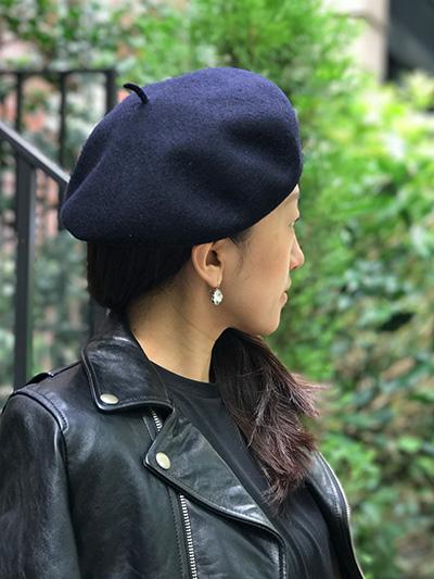 ベレー帽 VASQUE